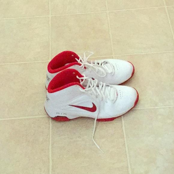 Nike Womens Basketball Sneakers   Poshmark